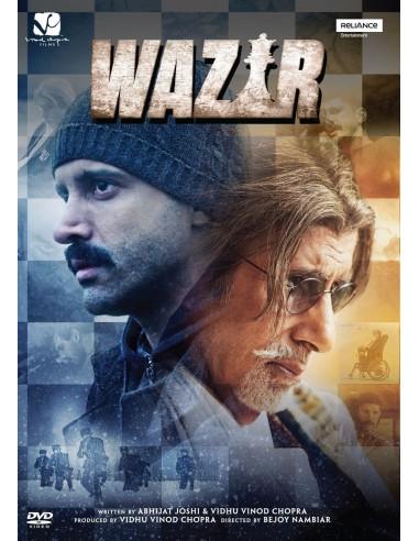 Wazir DVD