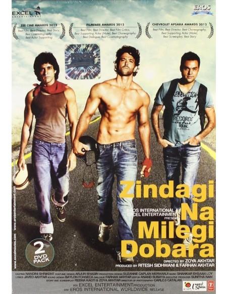 Zindagi Na Milegi Dobara - Collector 2 DVD (FR)