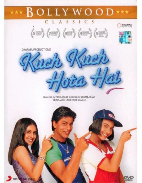 Kuch Kuch Hota Hai DVD
