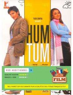Hum Tum DVD