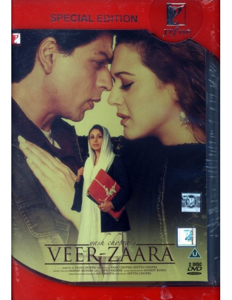 Veer Zaara - Collector 2 DVD