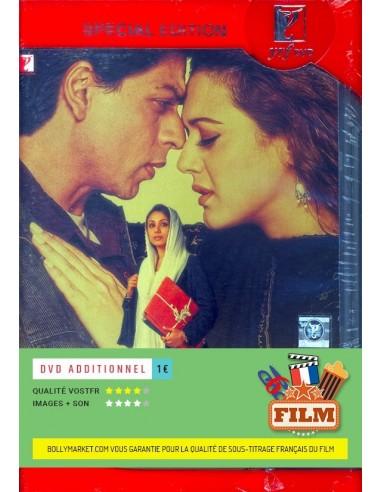 Veer Zaara DVD