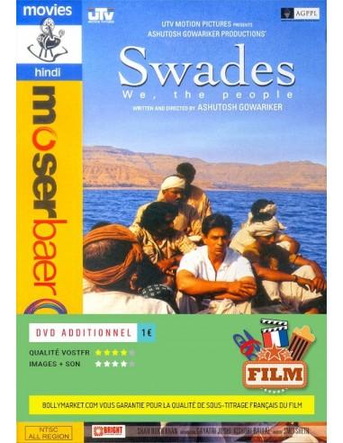 Swades DVD