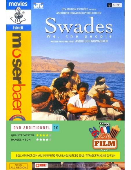 Swades DVD (FR)