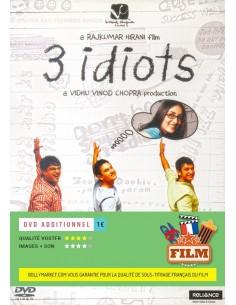 3 Idiots DVD (FR)