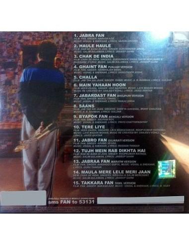 Fan CD