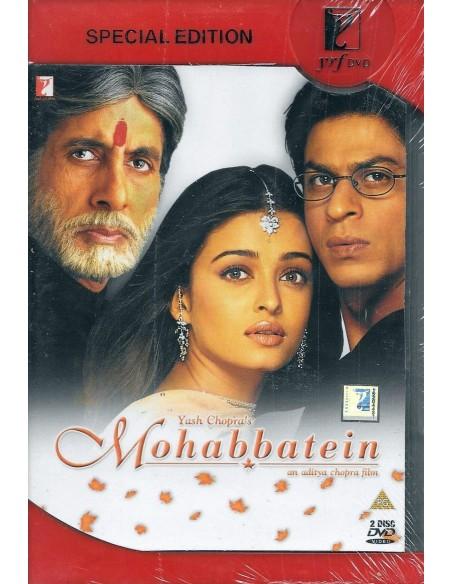 Mohabbatein DVD