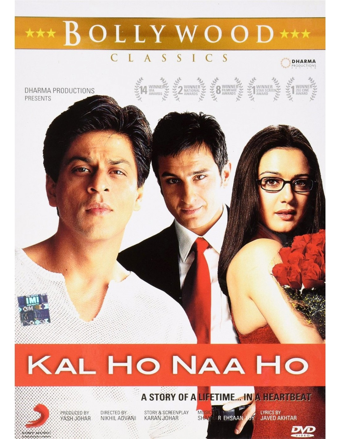 Kal ho na ho, a movie which moved hearts of millions of people and