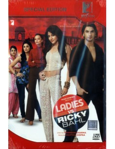 Ladies vs Ricky Bahl DVD