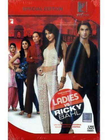 Ladies vs Ricky Bahl DVD