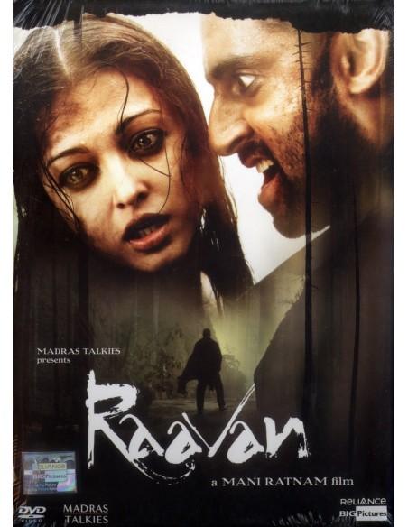 Raavan DVD
