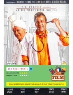 Munna Bhai M.B.B.S. DVD | Disponible en Français