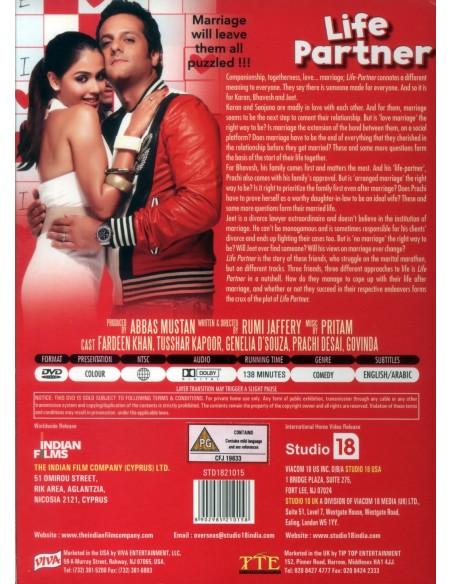 Life Partner DVD