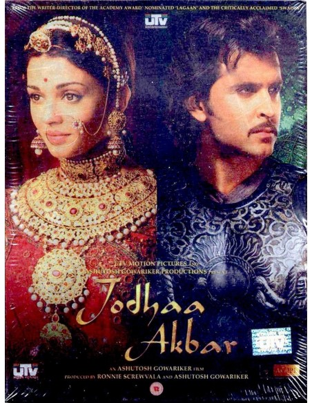 Jodhaa Akbar - Collector 3 DVD