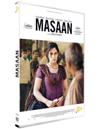 Masaan DVD