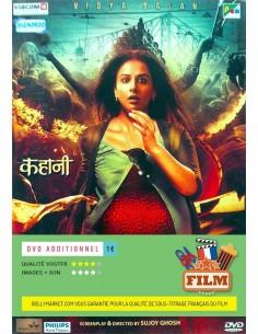 Kahaani DVD (FR)
