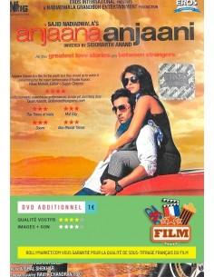 Anjaana Anjaani DVD (FR)