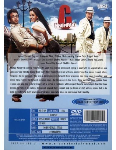 C Kkompany DVD