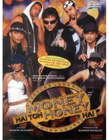 Money Hai Toh Honey Hai DVD