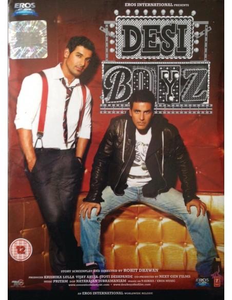 Desi Boyz DVD (FR)