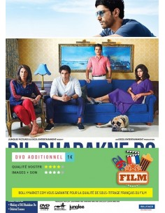 Dil Dhadakne Do DVD (FR)