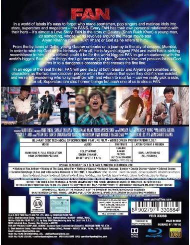 Fan (Blu-Ray)