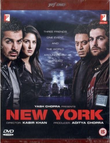 New York DVD