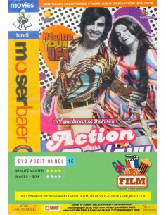 Action Replayy DVD (FR)