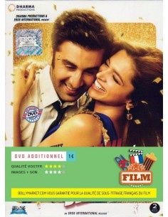 Yeh Jawaani Hai Deewani - Collector 2 DVD (FR)