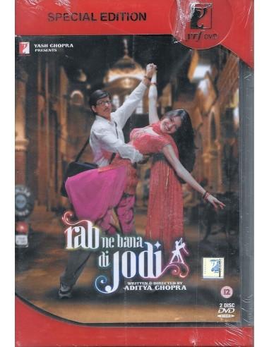 Rab Ne Bana Di Jodi - Collector 2 DVD (FR)