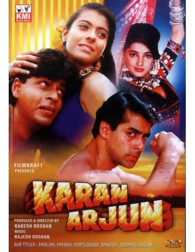 Karan Arjun DVD