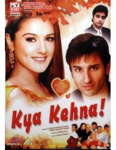 Kya Kehna DVD