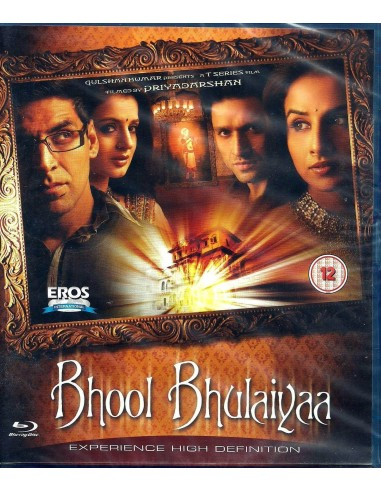 Bhool Bhulaiyaa - Blu-Ray