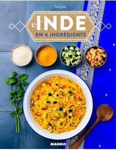 L'Inde en 4 ingrédients