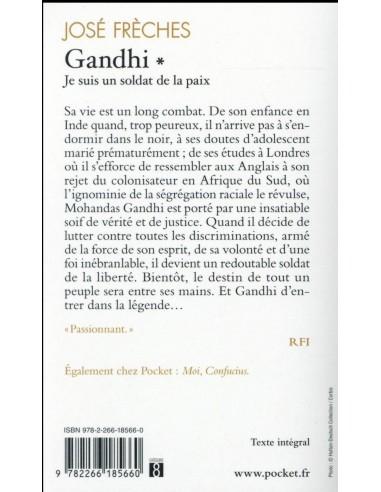 Gandhi - Tome 1, Je suis un soldat de la paix