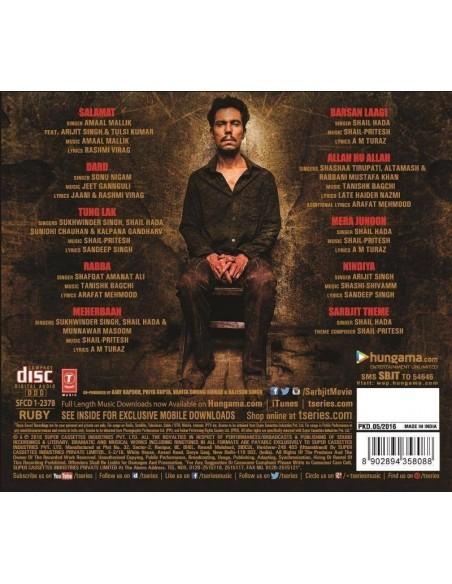 Sarbjit CD