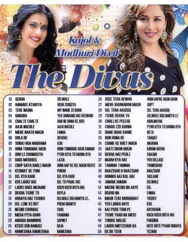 The Divas : Kajol & Madhuri Dixit DVD