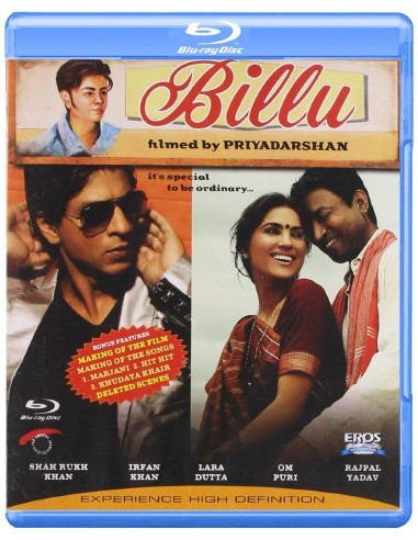 Billu Barber - Blu-Ray