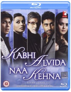 Kabhi Alvida Naa Kehna (Blu-Ray) [FR]