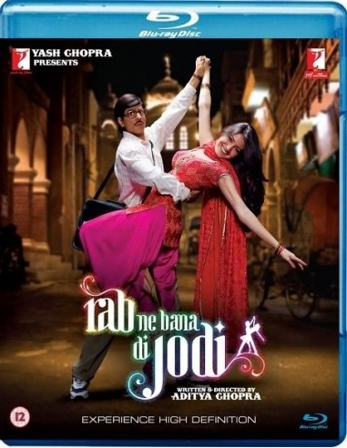 Rab Ne Bana Di Jodi (Blu-Ray) [FR]