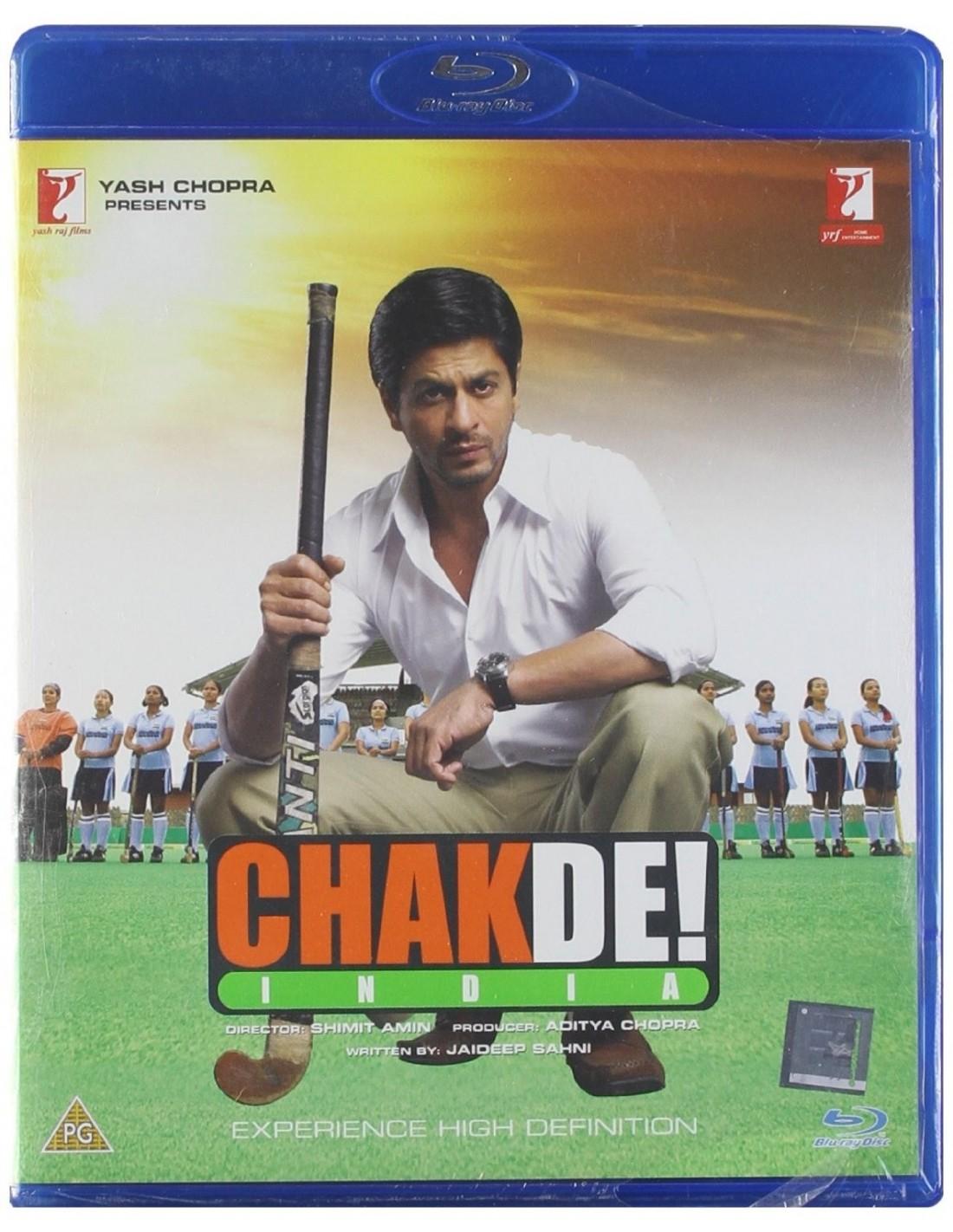 Chak De India Blu Ray 2007