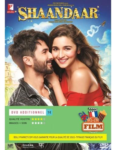 Shaandaar DVD