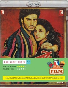 Ishaqzaade DVD