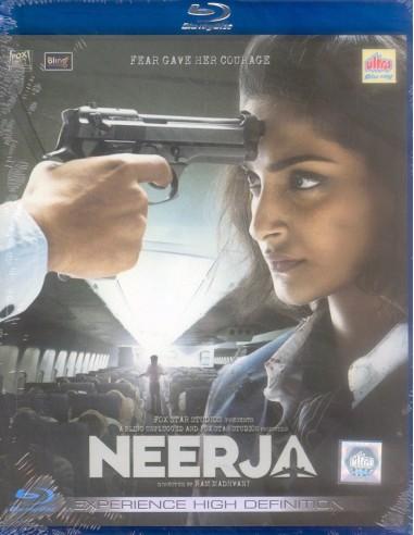 Neerja Blu-Ray