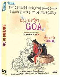 Barefoot To Goa DVD