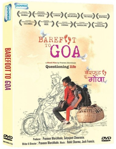 Barefoot To Goa DVD