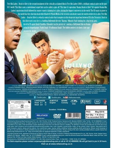 Tere Bin Laden: Dead or Alive DVD