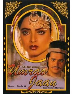 Umrao Jaan DVD (1981)