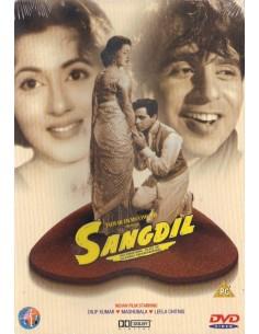 Sangdil DVD