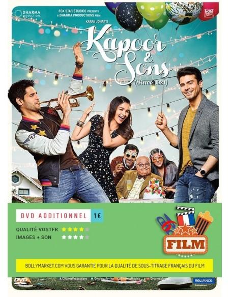 Kapoor & Sons DVD